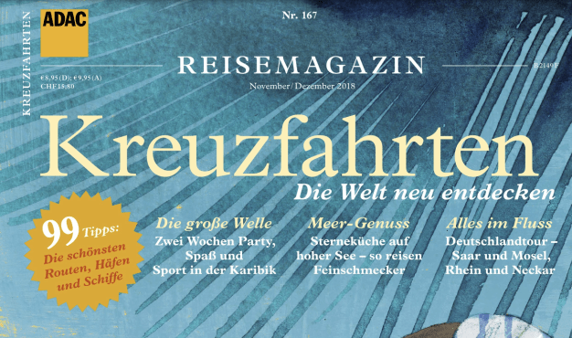 adac reisemagazin nov18 cover