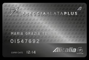 Alitalia MilleMiglia Freccia Alata Plus