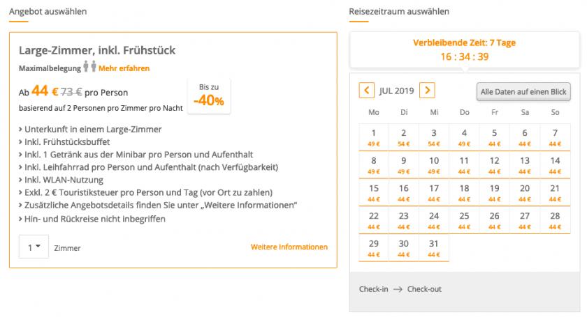 Secret Escapes 25hours Frankfurt Verfügbarkeit