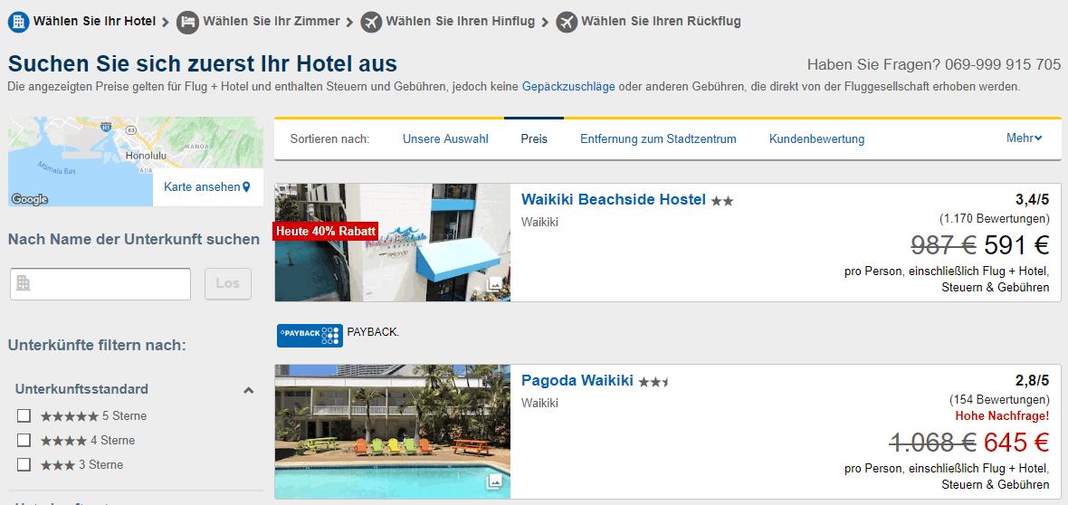 ham hnl hotel