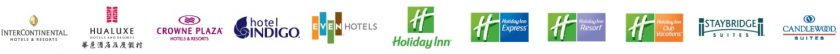 IHG Hotelmarken