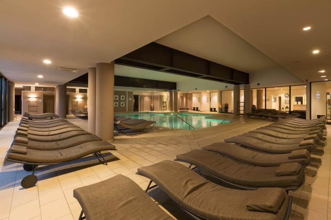 hotel gardasee indoorpool
