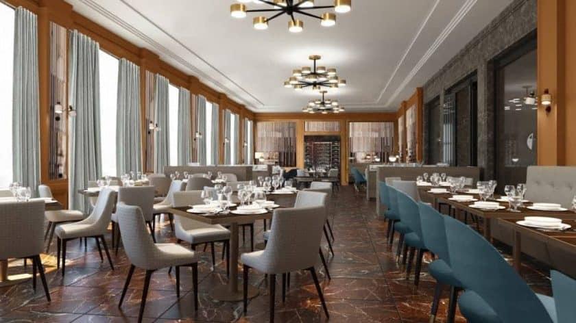 hotel weimar restaurant