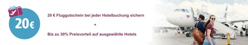 eurowings hotels aktion jun19