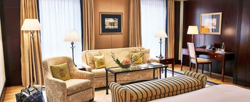 Adlon Berlin Junior Suite