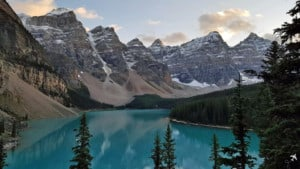 kanada moraine lake edited
