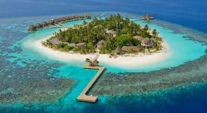 Kandolhu Island, Malediven