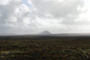 landschaft moos wolken
