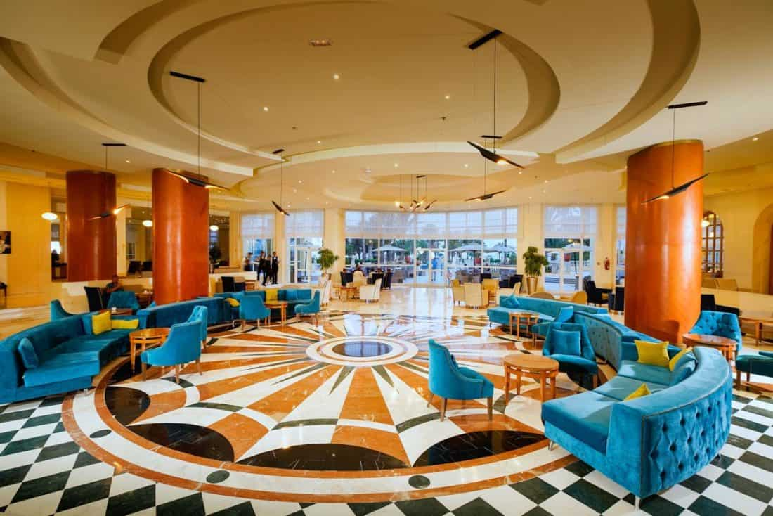 lobby steigenberger