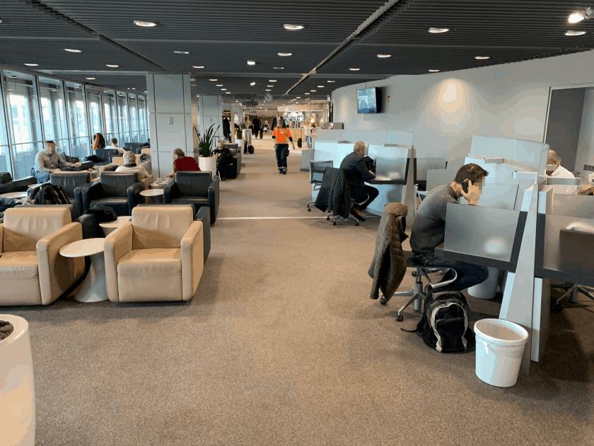 Lounge DUS IV