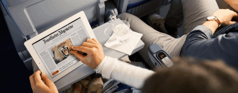 lufthansa e journal