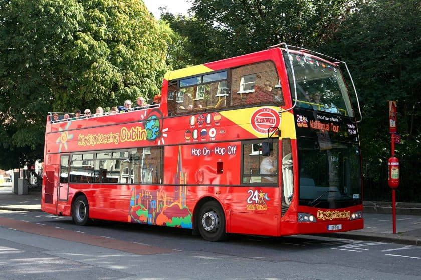 City Sightseeing Dublin