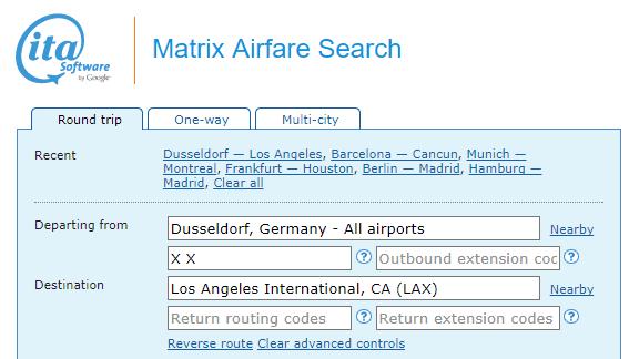 matrix zwei zwischenstopps