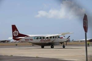 Mokulele Flugzeug