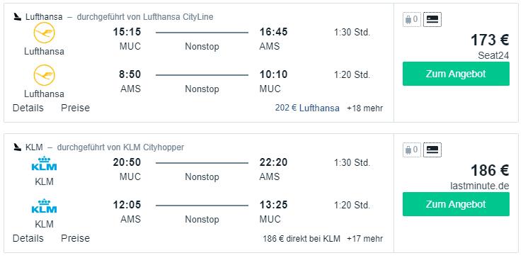 munich amsterdam travel dealz suche