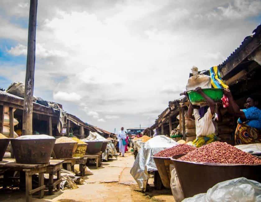 nigeria markt