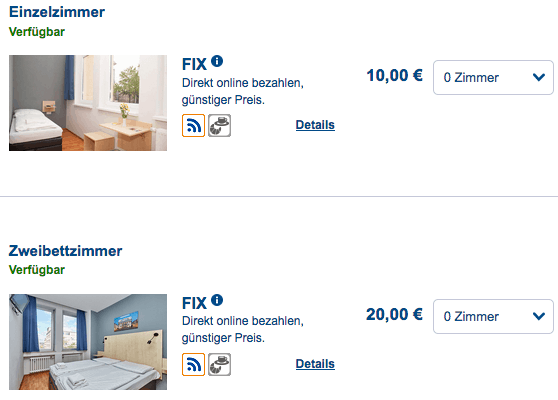 A&O 10€ Aktion