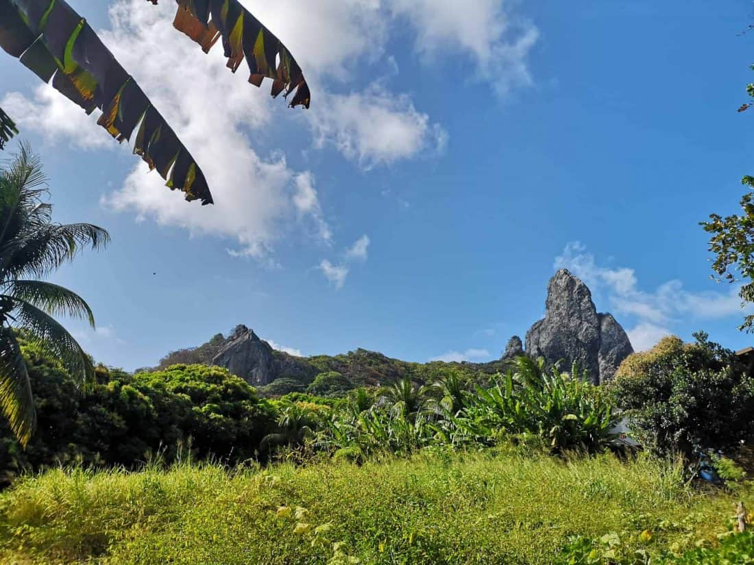 Morro do Pico Fernando de Noronha