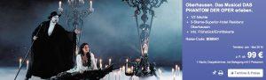 Phantom der Oper bei Berge & Meer