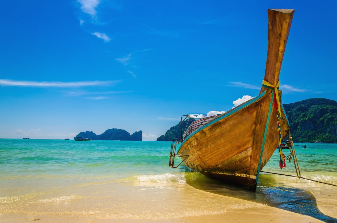 Phi Phi Islands, Thailand