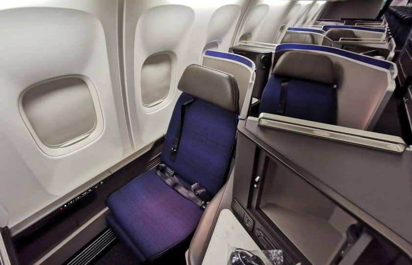 Polaris Business Class 767