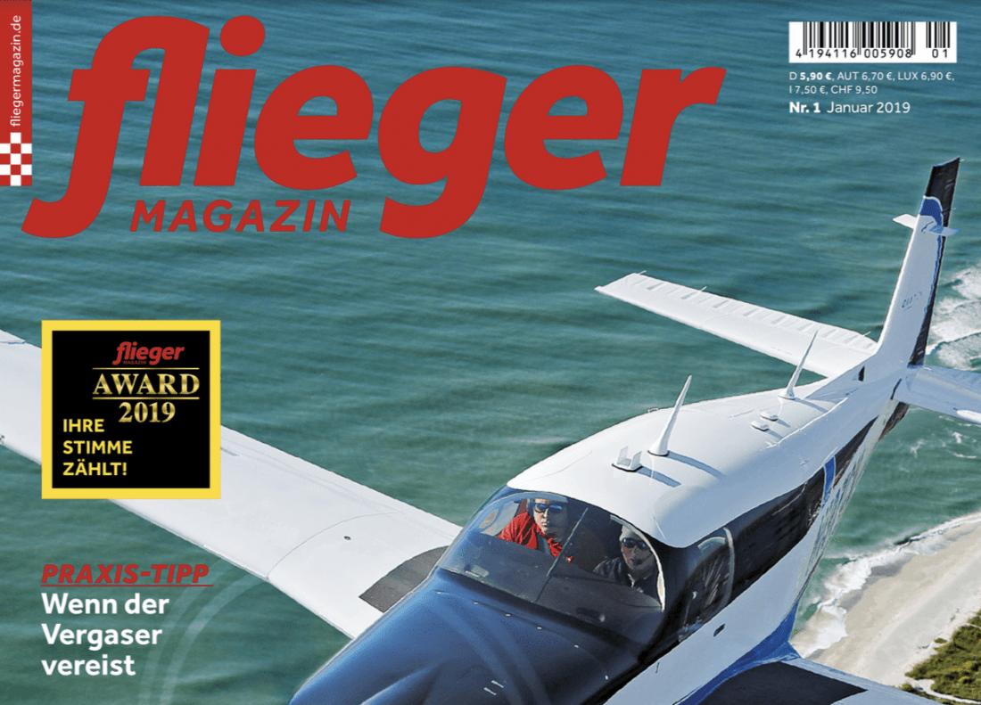 fliegermagazin jan19