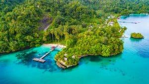 Raja Ampat West-Papua Indonesien