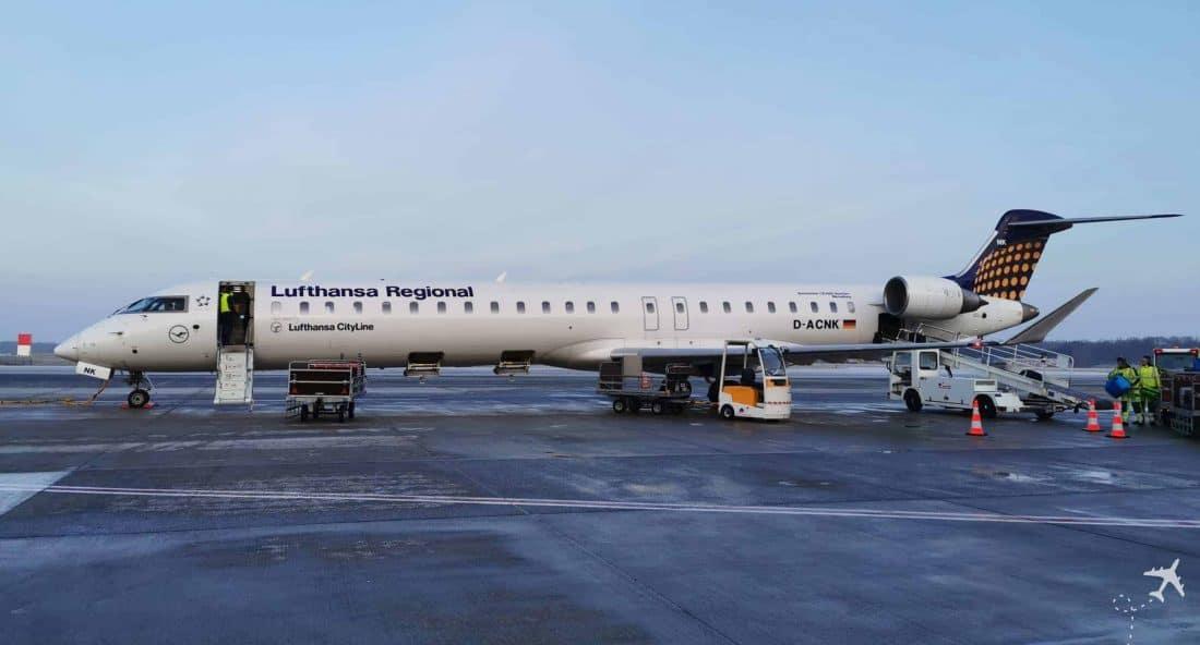 RLG MUC Flugzeug Header