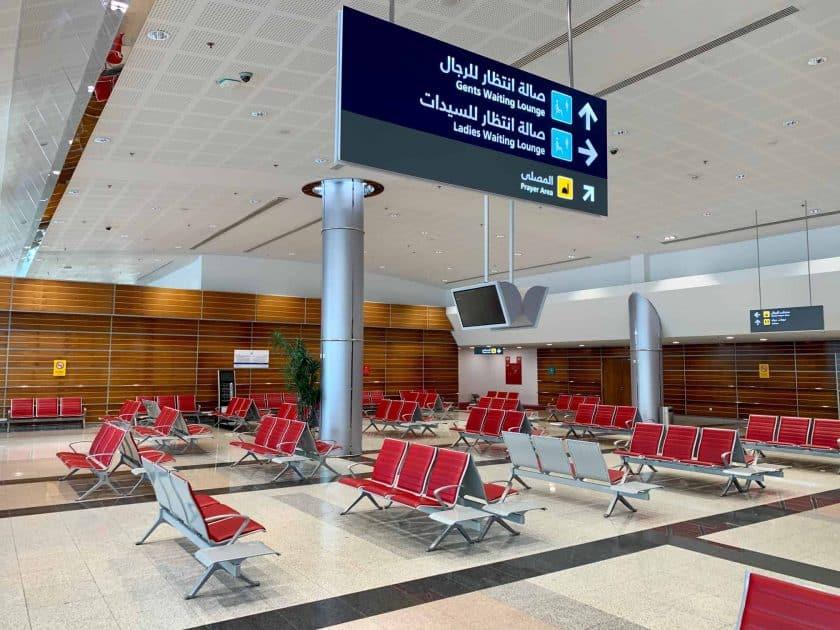 Saudi Arabien Airport