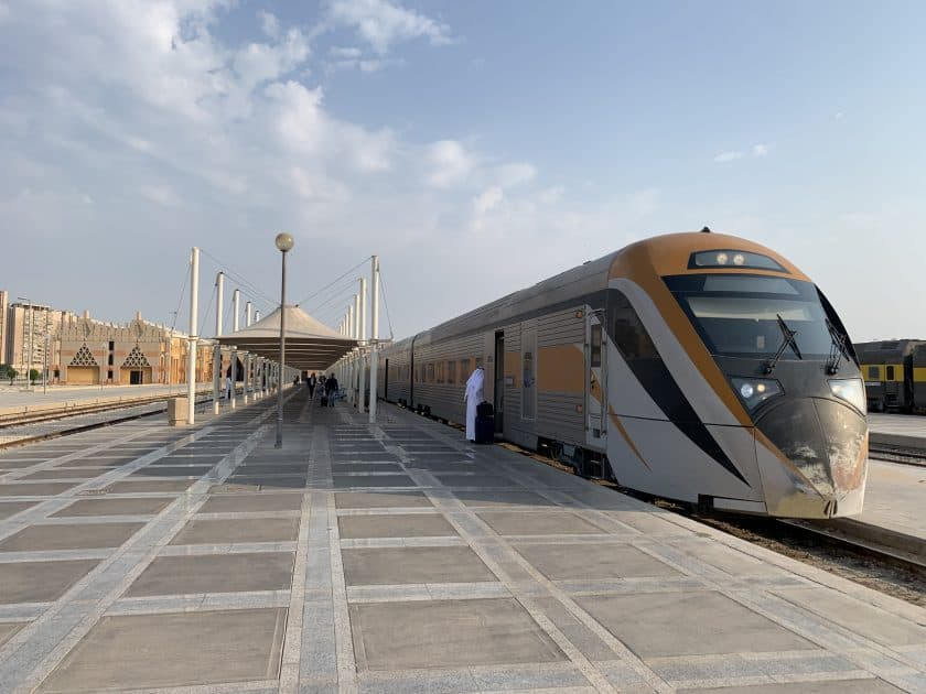 Saudi Arabien Zug