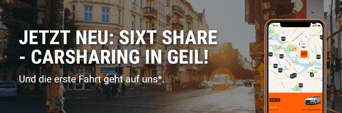 sixt share