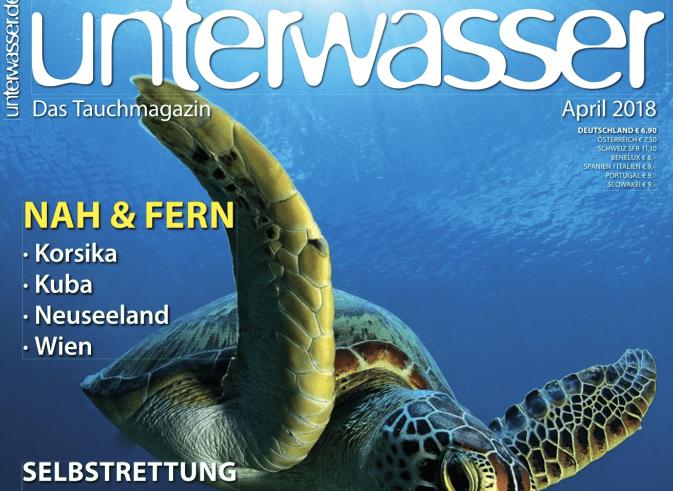Unterwasser Magazin mar 18