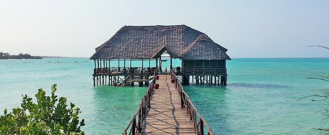 Reef & Beach Resort, Sansibar