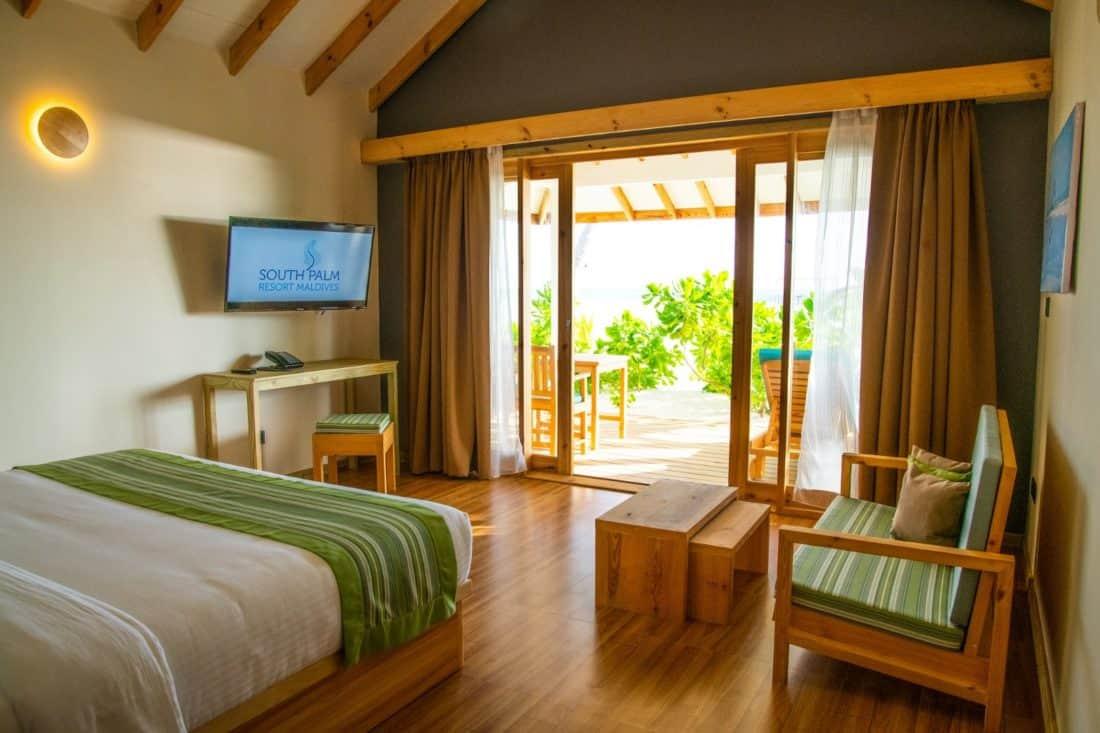 south palm resort strandvilla