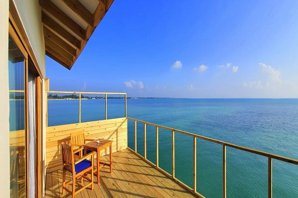 south palm resort wasservilla