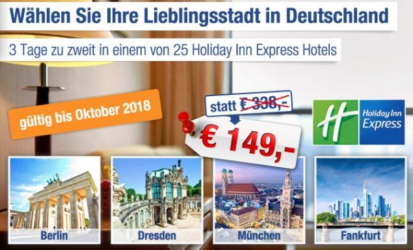 AiduD Holiday In Express Gutschein