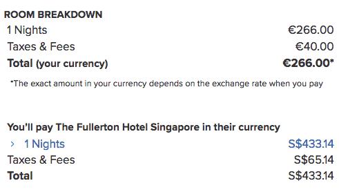Virtuoso Fullerton Singapore