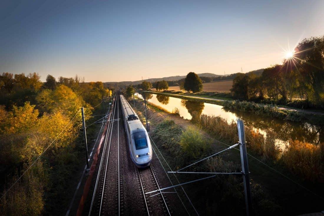 TGV Zug