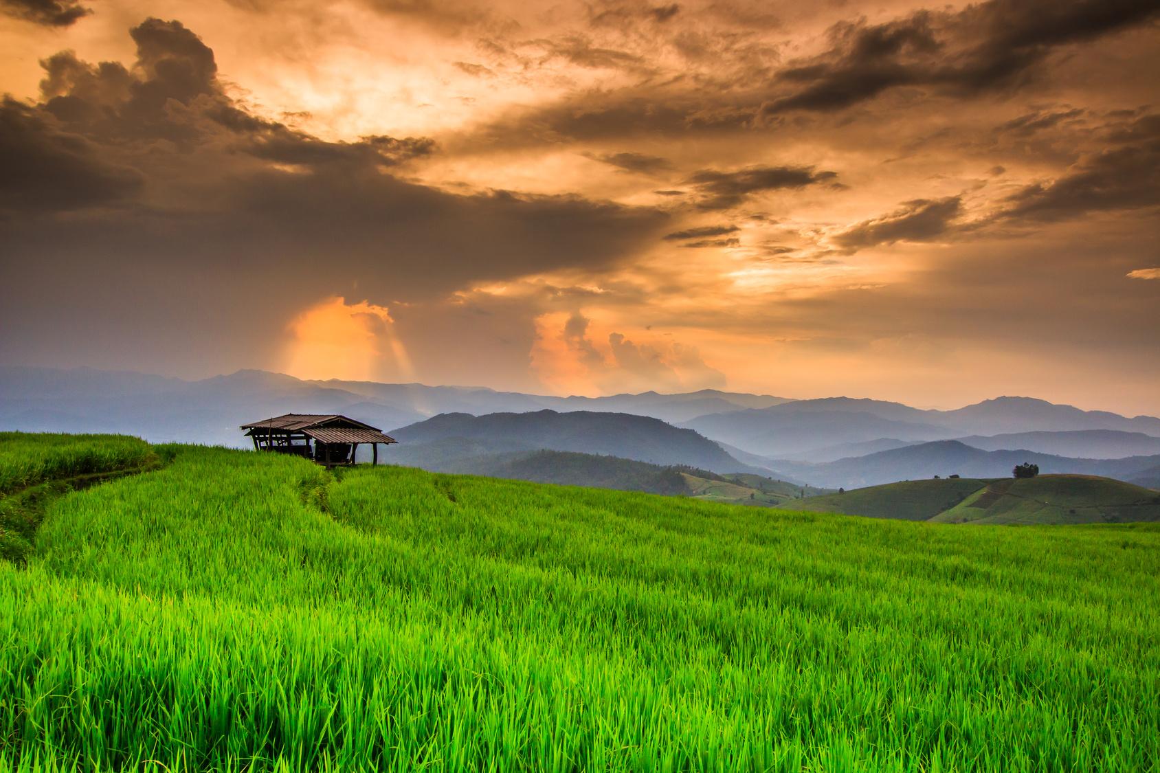 Thailand, Asien
