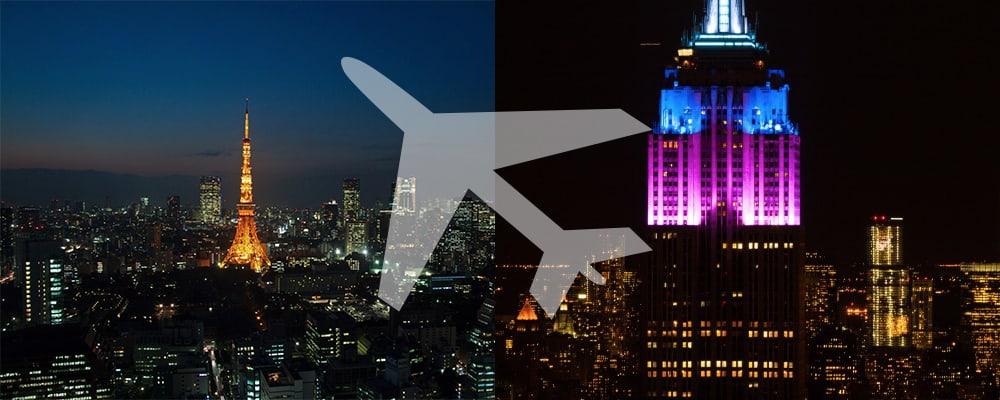 Tokio + New York