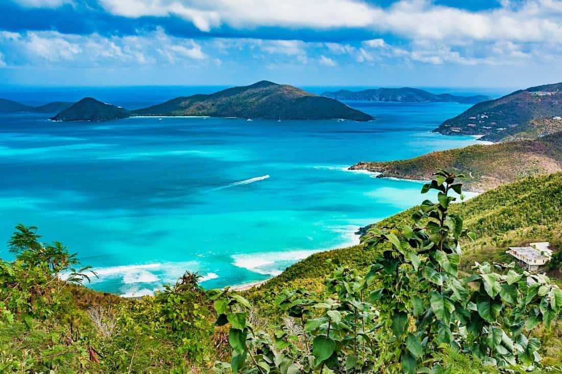 Tortola - Britische Jungferninseln