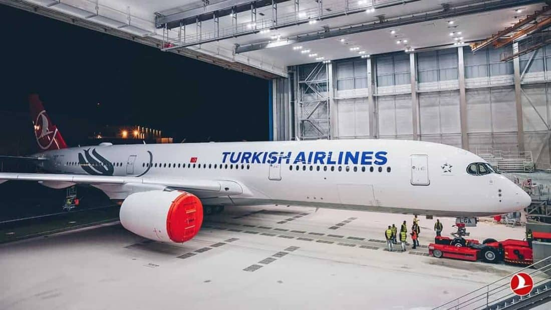 Turkish Airlines A359
