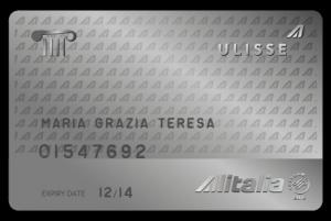 Alitalia MilleMiglia Ulisse
