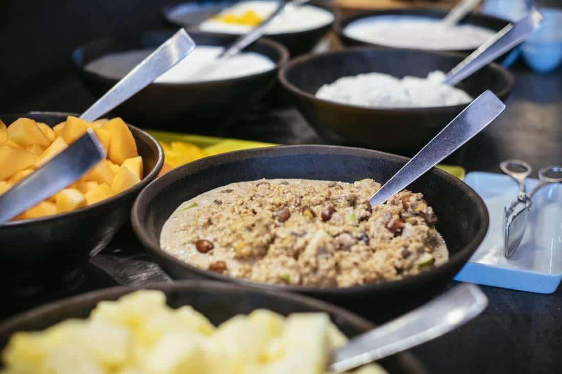 vienna house breakfast