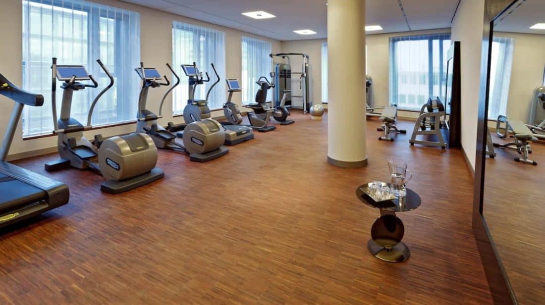 waldorf astoria berlin gym