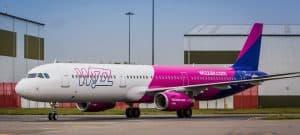 wizz air a321 3091005d