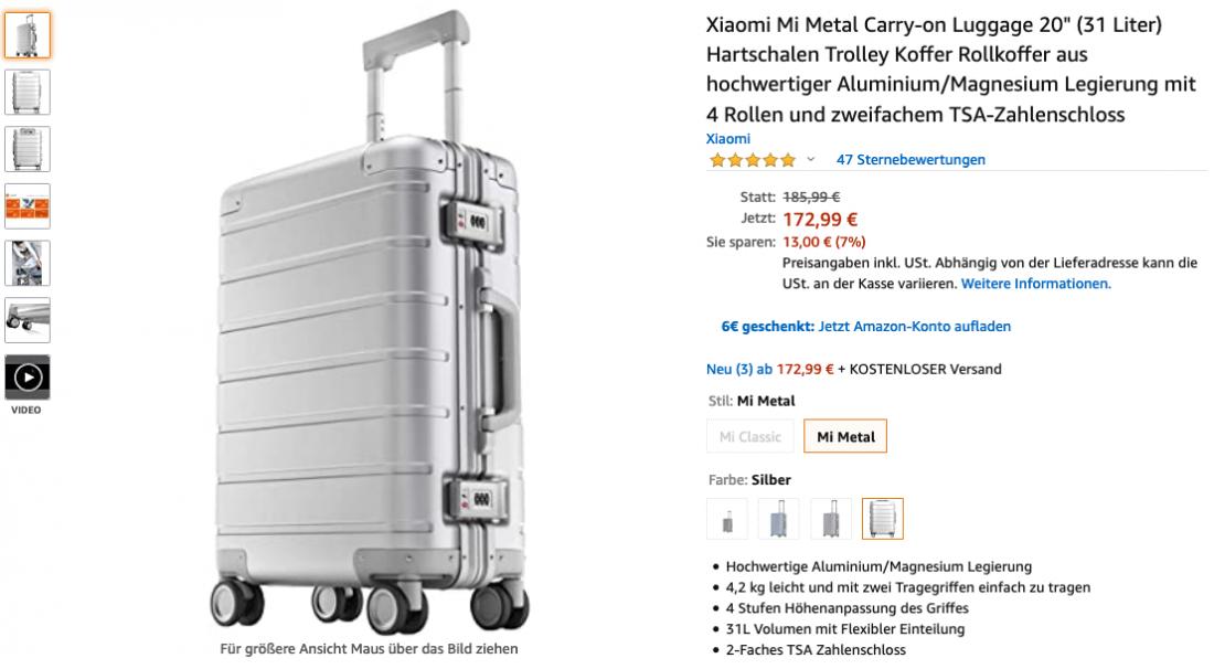 Xiaomi Mi Metal