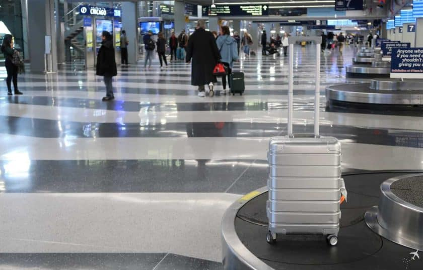 xiaomi trolley metall airport2