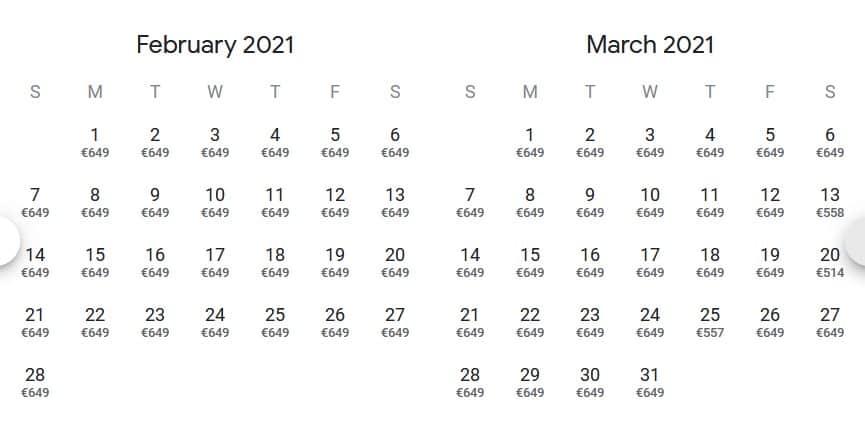 youandme maldives kalender