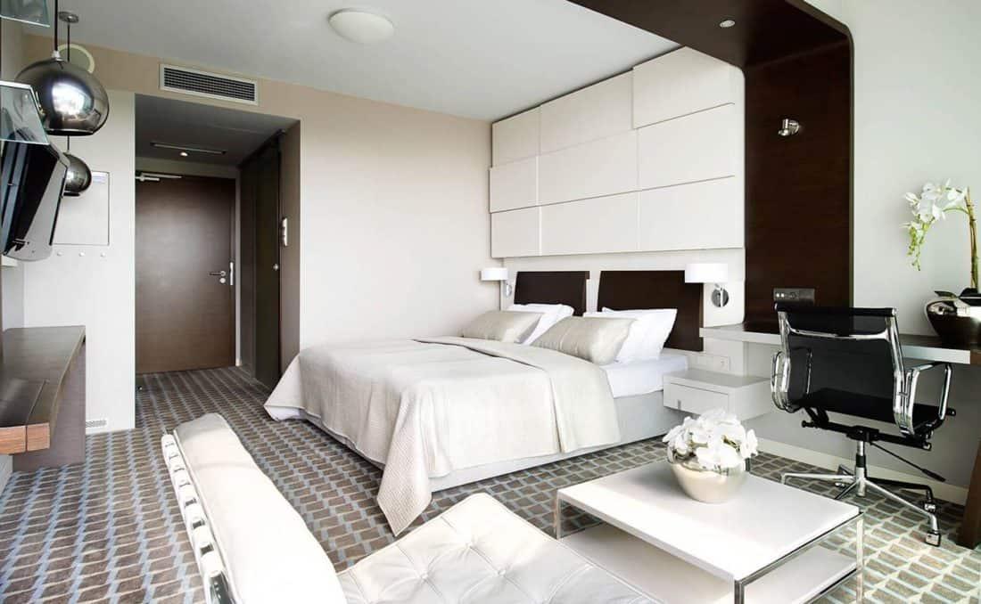 Hotel Ultra Marine Doppelzimmer